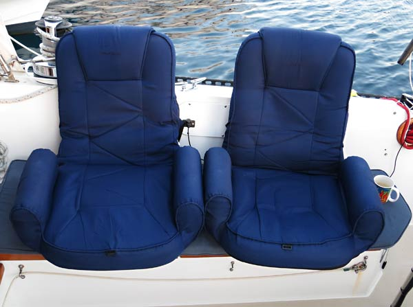 Garelick Boat Chairs Folding Yacht Chairs Woodworking DIY Project – Free Woodworking ...