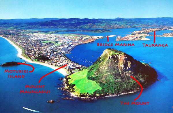 its an illness  Tauranga-map1